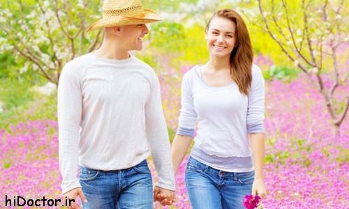 نحوه محبت کردن و راه های ابراز علاقه به شوهر دلسرد