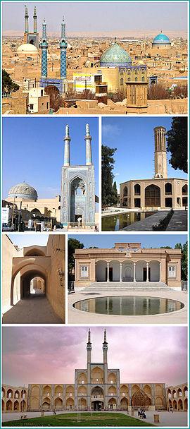 سوغات یزد چیست؟ لیست خوراکی ها و صنایع دستی سوغاتی شهر یزد
