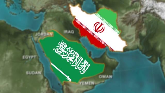 نقشه جنگ ایران و عربستان سعودی در آخر و الزمان