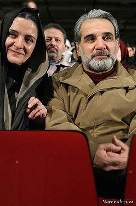 بازیگران ایرانی کنار همسرانشان + عکس