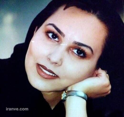 عکس پرستو صالحی در بیست سالگی